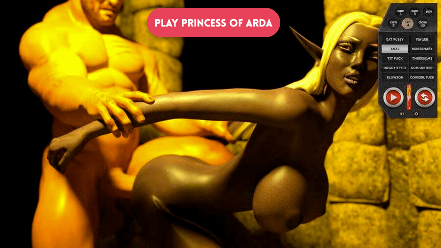 Princess of Arda : a real time sex simulation game