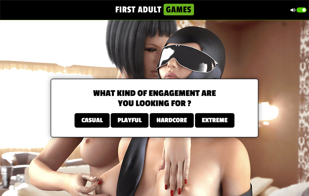 Select the kind of engagement you are looking for