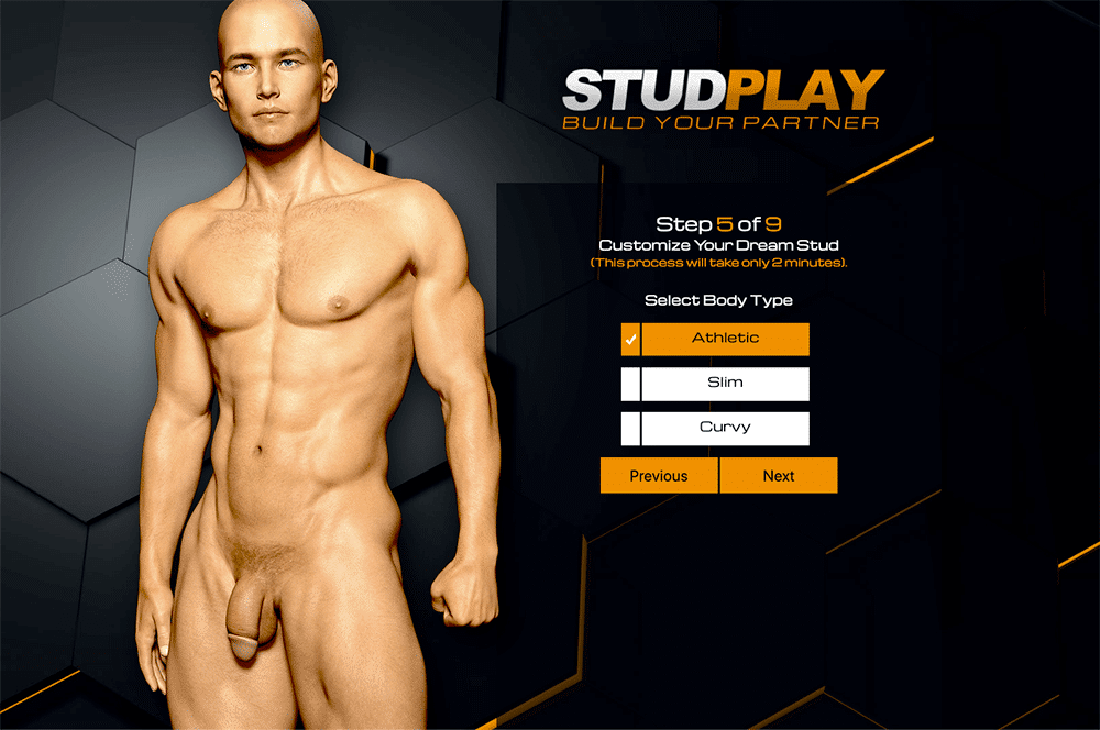 Gay sex game Stud Game