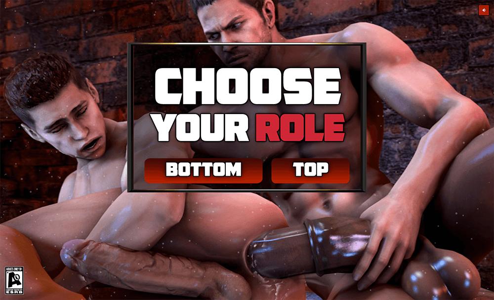 Gay simulator porn game