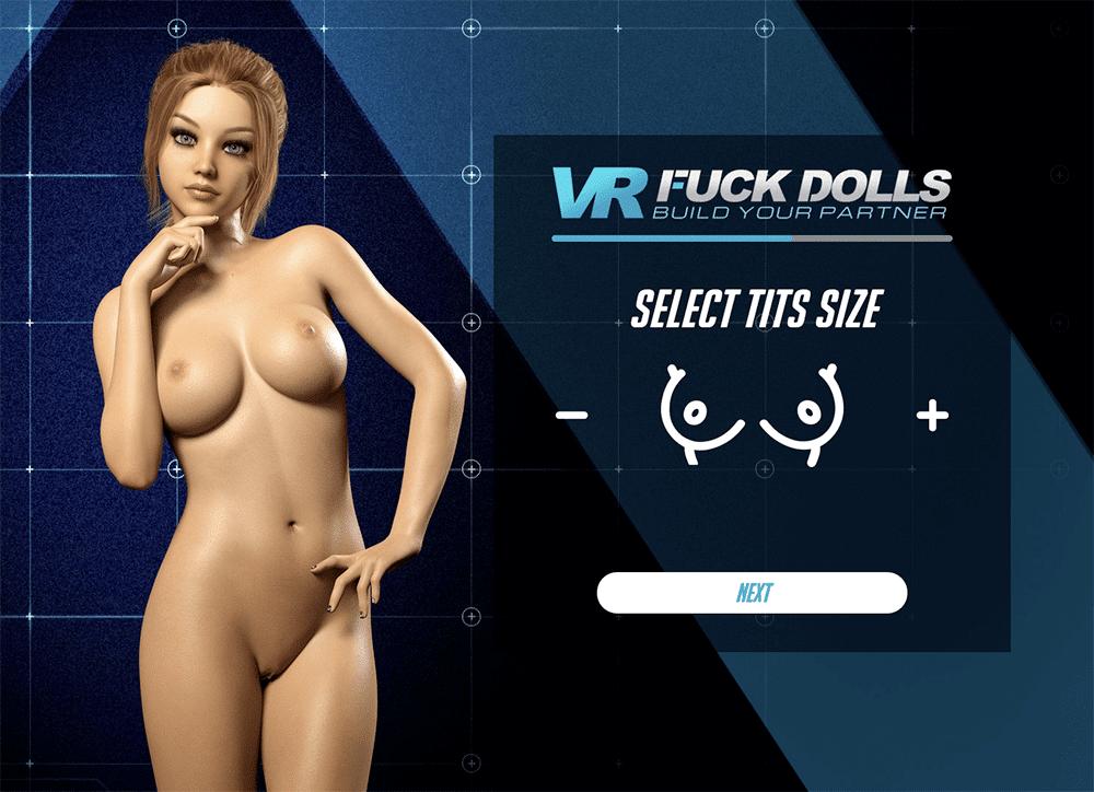 VF Fuck Dolls sex game